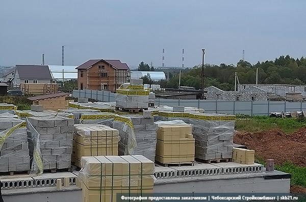 Керамзитобетонные блоки для строительства дома