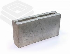 Перегородочный блок 390х90х188